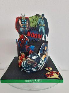 Motorcross Helmet, Ferrari Cake, Mushroom Cake, Hulk Cakes, Clown Cake, Different Kinds Of Cakes, Chocolate Hazelnut Cake, Frozen Cake, Shape And Form