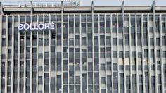 Le siège du groupe Bolloré perquisitionné dans le cadre de ses affaires africaines - France 24