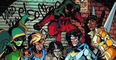 Novos Guerreiros   Série da Marvel será filmado em Atlanta