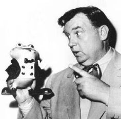 Andy Devine and Froggy.