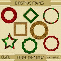Denise Creationz: Christmas Frames
