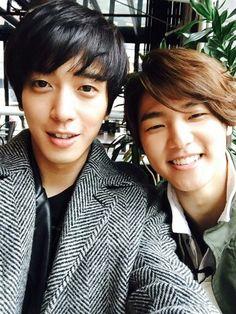 Yonghwa + Minhyuk