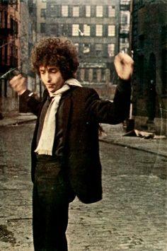 Bob Dylan Style Icon