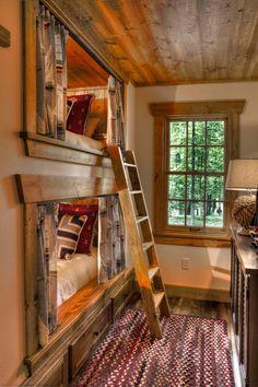 Lower Whitefish Lake residence, MN. Lands End Development - Designers & Builders.