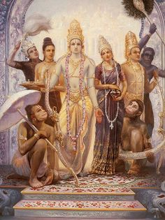 Sita-Rama-Laksmana-Hanuman                                                                                                                                                                                 Más