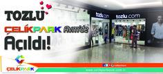 Tozlu ÇelikPark AVM'de Açıldı! Desktop Screenshot, Park, Parks