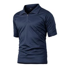 #menspolo #menswearstore #storemenswear #menswear #mensfashion #mensoutfit #mensstyle #streetfashion #streetwear #mensoutfit #dapper Tactical T Shirts, Mens Tee Shirts, Summer Tshirts, Short, Shirt Outfit, Menswear, Quick Dry, Sleeves