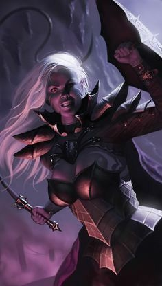 Drow plus whip equals love Picture fantasy, armor, dark elf, shield, whip… Dark Fantasy, Fantasy Women, Fantasy Rpg, Medieval Fantasy, Fantasy Girl, Fantasy Artwork, Elves Fantasy, Dungeons And Dragons Characters, Fantasy Characters