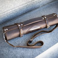 army green canvas leather knife roll knives pinterest christmas presents army green and. Black Bedroom Furniture Sets. Home Design Ideas