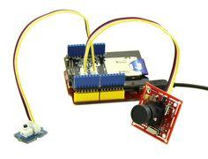 Grove - Serial Camera Kit [815001001] - $29.90 : Seeed Studio Bazaar, Boost ideas, extend the reach
