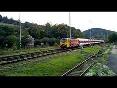 Lokomotivy řady 151 a 380 na Valašsku - YouTube Youtube, Train, World, Zug, Strollers, Peace, The World