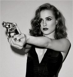 50s inspired story. Could also make a zombia apocalypse 50s inspired story. evan rachel wood