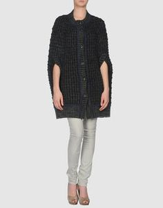 MISSONI Capes Heavy-weight sweater Button closing Knitted  90% Wool, 5% Mohair, 5% PA $1080