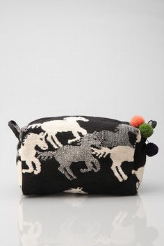 Simply Nova Horse Tapestry Cosmetic Bag  #UrbanOutfitters