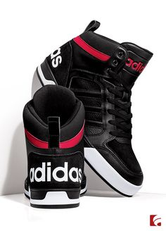 Style: meet sporty. Sporty: meet style. Whatever look you're going for this year, make sure you have shoes that are as universal as your style choices.  Check out the men's adidas Neo Raleigh 9TIS High Top Sneaker.