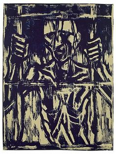 "Christian Rohlfs ""Der Gefangene"" (The Prisoner) 1918.jpg"