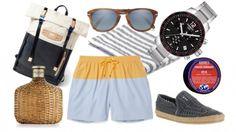 Essenciais de Verão para homem