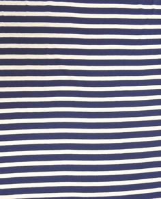 Navy and Ivory Alternate Stripes Polyester Rayon Spandex Fabric Color Shades, Repeating Patterns, Spandex Fabric, Ivory, Stripes, This Or That Questions, Navy, Hale Navy, Navy Blue