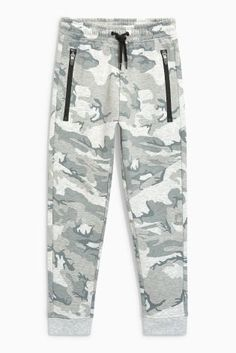 Buy Grey Camouflage Joggers (3-16yrs) from the Next UK online shop 7505246f21a1
