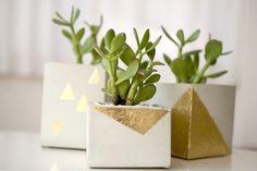 16 Concrete DIY Projects For Home Decor - diycandy.com