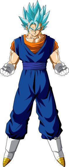 Goku SSJ Azul