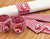 napkin ring on Etsy, a global handmade and vintage marketplace.
