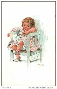 elly frank illustrateur - Delcampe.fr