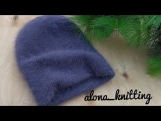 Baby Hats Knitting, Knitted Hats, Knitting Accessories, Knit Crochet, Weaving, Make It Yourself, Hat Patterns, Youtube, Knits