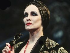 Betty Buckley in Sunset Boulevard.