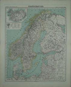 Scandinavien 1863