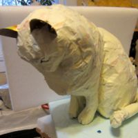 the BEST paper mache blog! from how-tos to recipes