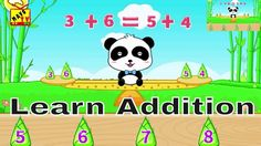 Learn Math Addition preschool education for Kids by MavoTV Best game to learn math addition for kids. Its fun playing it with interactive cute panda and Monkey who teaches addition to early school kids.  Subscribe Please :)  Hi Little Angels At Mavo TV We are going to have so much fun today We do videos for kid for open many surprise Easter Surprise Eggs as well as Kinder Surprise from different Movies Cartoon characters such as Disney Frozen Olaf the snowman Angry Birds Princess Anna Snow…