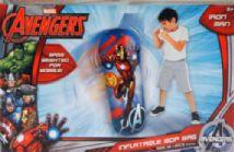 Children's Bop Bag Marvel Avengers Iron Man Inflatable Fun Punch Bag