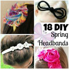 Spring Into These 18 Adorable Spring Headbands