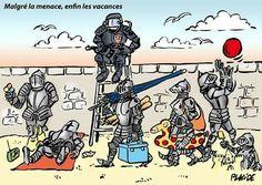 Éric Laplace - Placide (2016-07-21) France: vacances et état d'urgence. ..