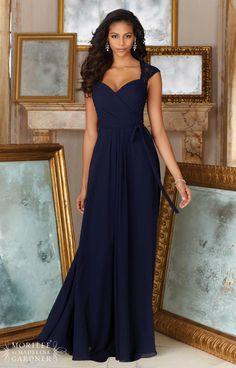 d432d469e23d Mori Lee Bridesmaid 146 in 2019 | Evening dresses | Bridesmaid ...