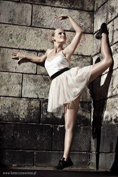 taniec, zdjęcie - www.katarzynawrona.pl
