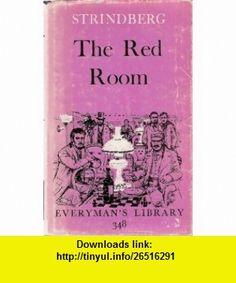 The Red Room (Everymans Library #348) August Strindberg ,   ,  , ASIN: B002KU02SI , tutorials , pdf , ebook , torrent , downloads , rapidshare , filesonic , hotfile , megaupload , fileserve