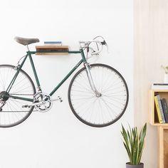 Mas Dolor Woodworkers - Indoor-Fahrradhalter in Sandwich-Size