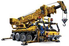 Lego Technics - 8421 Mobile Crane