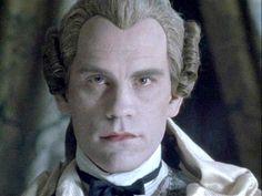 Vicomte Sebastien de Valmont ( John Malkovich) in Dangerous Liaisons