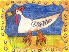 Chicken - 2nd grade