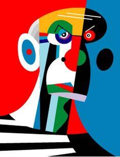 Picasso by Pablo Lobato