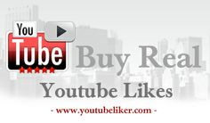 Buy YouTube Likes from the most trusted source at cheapest prices. 100% Guaranteed Services with full contentment. We shall provide you full refund without any questions if failed to complete our work in the delivery period.  Buy Today : http://youtubeliker.com/buy-youtube-likes/