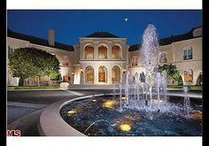 The 150 Million Dollar Spelling Manor, Los Angeles, California