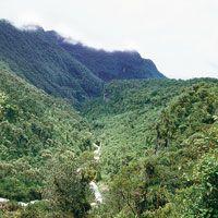 Nacimiento del río Cauca.