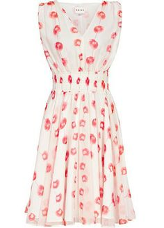 Reiss poppy print dress, 169 summer dresses 2013 summer outfits 2013