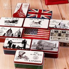Well-made and superior quality make these beautiful Storage Boxes & Bins…