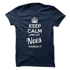 SunFrogShirts cool   NEES - keep calm -  Coupon 15%