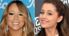 Mariah is WAY better than Ariana! But, Ariana keeps coping Mariah! Isn't right! Go Mariah #Lamb